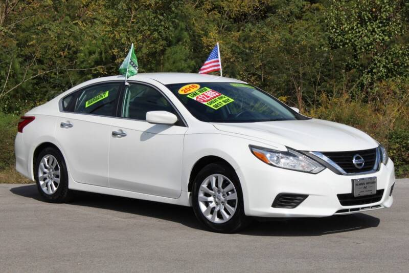 2016 Nissan Altima for sale at McMinn Motors Inc in Athens TN