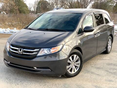 2016 Honda Odyssey for sale at ONG Auto in Farmington MN