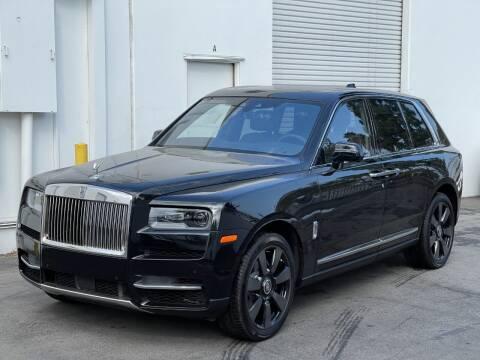 2021 Rolls-Royce Cullinan for sale at Corsa Exotics Inc in Montebello CA