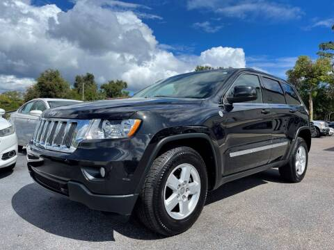2013 Jeep Grand Cherokee for sale at Upfront Automotive Group in Debary FL