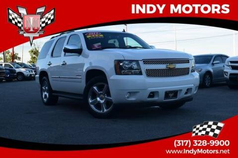 2013 Chevrolet Tahoe for sale at Indy Motors Inc in Indianapolis IN