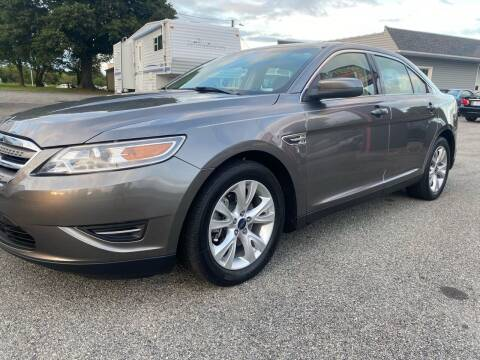 2012 Ford Taurus for sale at Drivers Auto Sales in Boonville NC