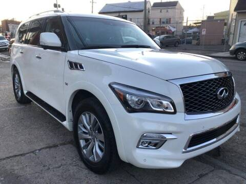 2015 Infiniti QX80 for sale at MFG Prestige Auto Group in Paterson NJ