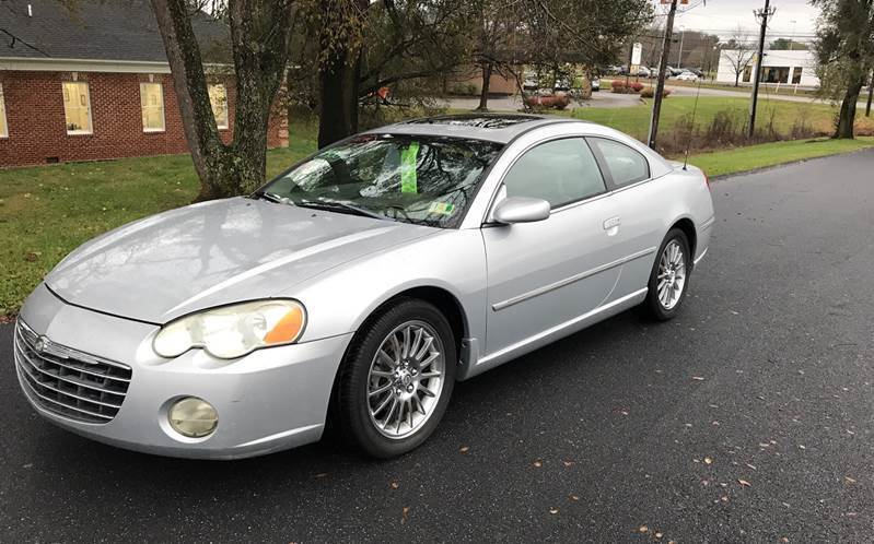 2003 Chrysler Sebring for sale at Augusta Auto Sales in Waynesboro VA