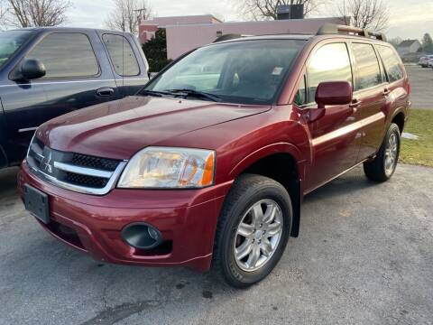 2007 Mitsubishi Endeavor for sale at Lakeshore Auto Wholesalers in Amherst OH