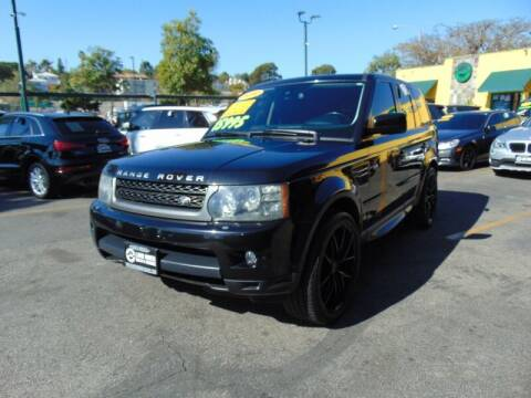 2010 Land Rover Range Rover Sport for sale at Santa Monica Suvs in Santa Monica CA
