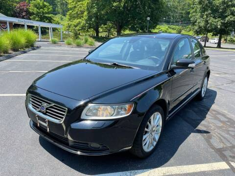 2008 Volvo S40 for sale at Volpe Preowned in North Branford CT