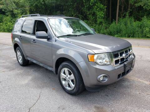 2009 Ford Escape for sale at GA Auto IMPORTS  LLC in Buford GA