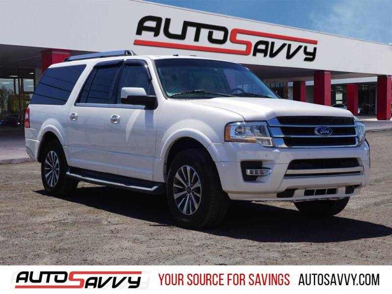2017 Ford Expedition EL for sale in Las Vegas, NV