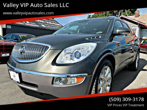 2011 Buick Enclave for sale at Valley VIP Auto Sales LLC in Spokane Valley WA