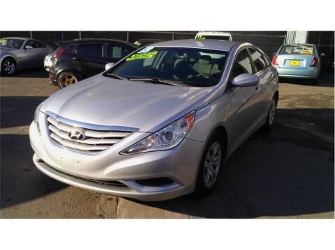 2013 Hyundai Sonata for sale at 3B Auto Center in Modesto CA