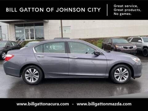 2015 Honda Accord for sale at Bill Gatton Used Cars - BILL GATTON ACURA MAZDA in Johnson City TN