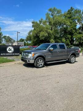 2012 Ford F-150 for sale at Station 45 Auto Sales Inc in Allendale MI