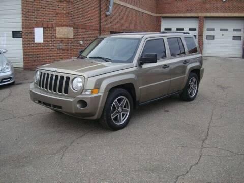 2008 Jeep Patriot for sale at MOTORAMA INC in Detroit MI