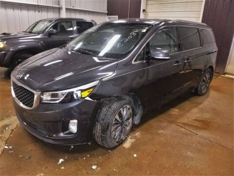 2015 Kia Sedona for sale at East Coast Auto Source Inc. in Bedford VA