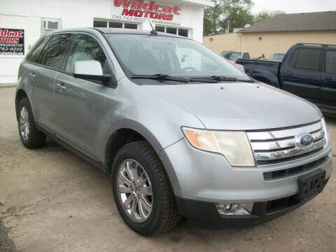2007 Ford Edge for sale at Wildcat Motors - Main Branch in Junction City KS