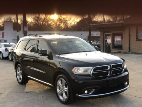 2014 Dodge Durango for sale at Safeen Motors in Garland TX
