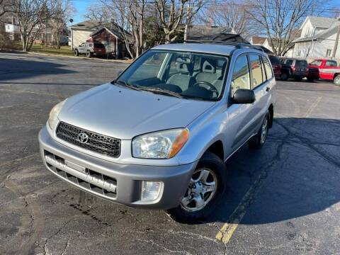 2003 Toyota RAV4 for sale at Your Car Source in Kenosha WI