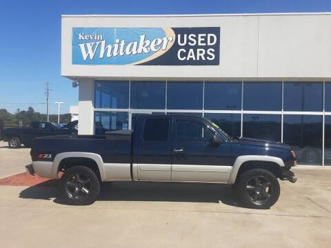 2006 Chevrolet Silverado 1500 for sale at Kevin Whitaker Used Cars in Travelers Rest SC