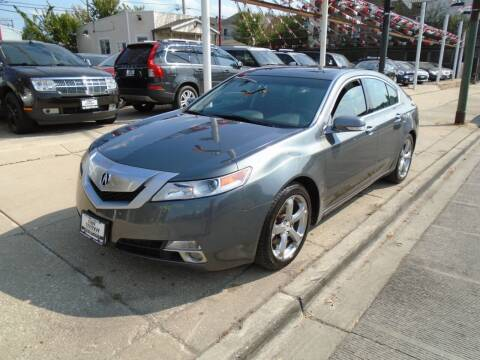 2010 Acura TL for sale at CAR CENTER INC in Chicago IL