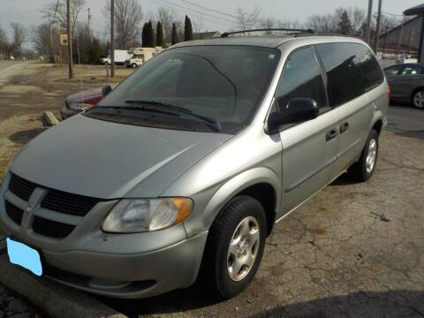 2003 Dodge Grand Caravan for sale at A-1 Auto in Crestline OH