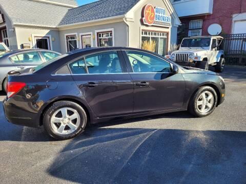 2013 Chevrolet Cruze for sale at AC Auto Brokers in Atlantic City NJ