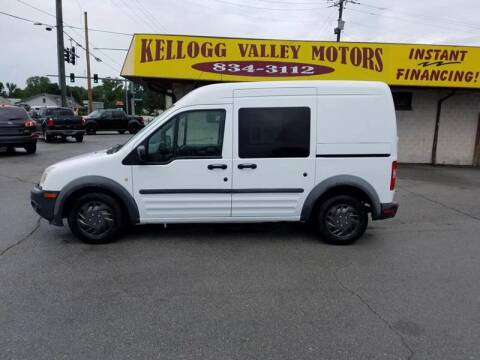 2013 Ford Transit Connect for sale at Kellogg Valley Motors in Gravel Ridge AR