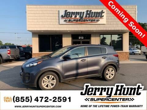 2017 Kia Sportage for sale at Jerry Hunt Supercenter in Lexington NC