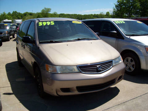 2004 Honda Odyssey for sale at Summit Auto Inc in Waterford PA