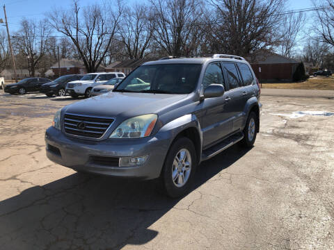2003 Lexus GX 470 for sale at Neals Auto Sales in Louisville KY