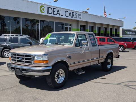 1997 Ford F-250 for sale at Ideal Cars in Mesa AZ