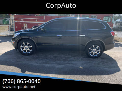2008 Buick Enclave for sale at CorpAuto in Cleveland GA