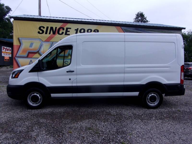 2020 Ford Transit Cargo for sale at Pyles Auto Sales in Kittanning PA