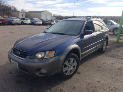 2005 Subaru Outback for sale at Independent Auto in Belle Fourche SD