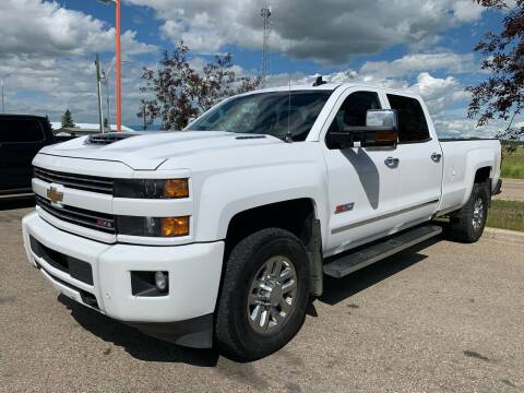 2019 Chevrolet Silverado 3500HD for sale at Truck Buyers in Magrath AB