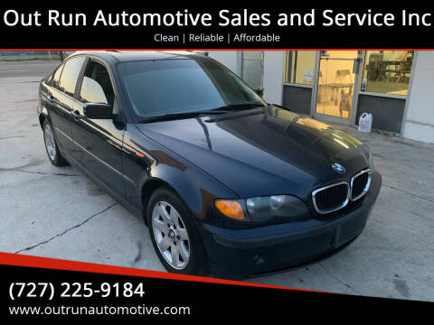 2002 BMW 3 Series for sale at Out Run Automotive Sales and Service Inc in Tampa FL