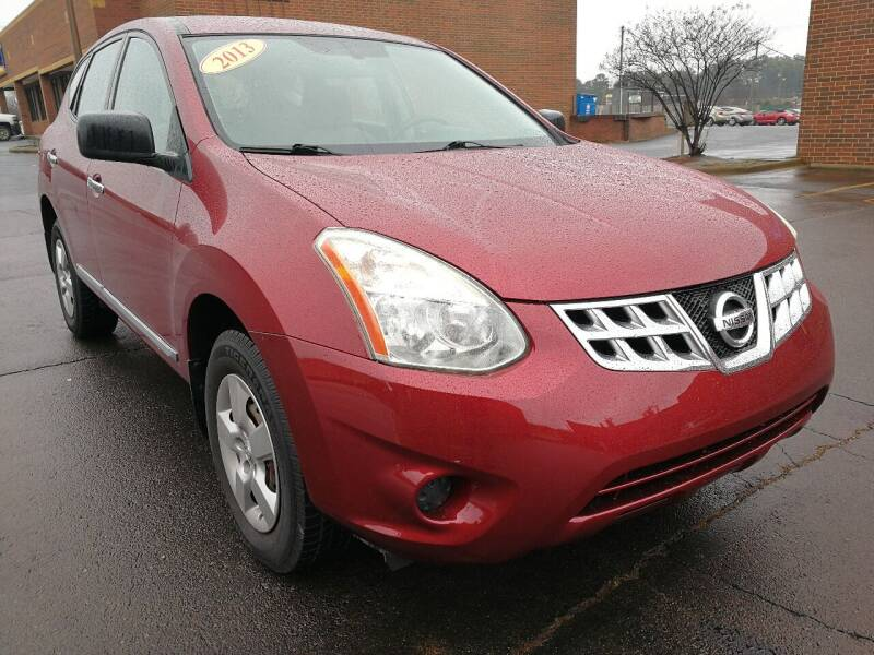 2013 Nissan Rogue for sale at City Motors NC in Charlotte NC