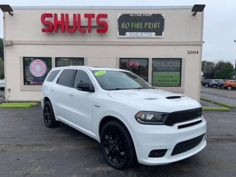 2020 Dodge Durango for sale at Shults Resale Center Olean in Olean NY