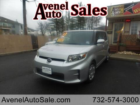 2012 Scion xB for sale at Avenel Auto Sales in Avenel NJ