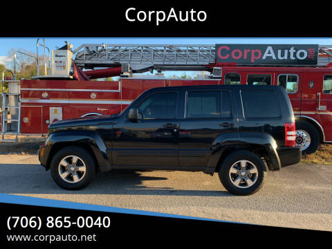 2008 Jeep Liberty for sale at CorpAuto in Cleveland GA