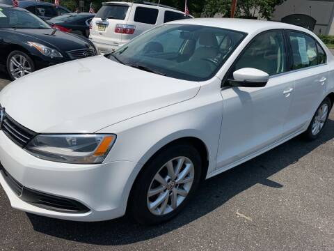 2013 Volkswagen Jetta for sale at Primary Motors Inc in Commack NY