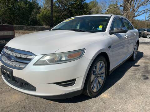 2010 Ford Taurus for sale at Triple A Wholesale llc in Eight Mile AL