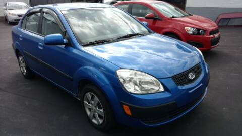 2009 Kia Rio for sale at Graft Sales and Service Inc in Scottdale PA