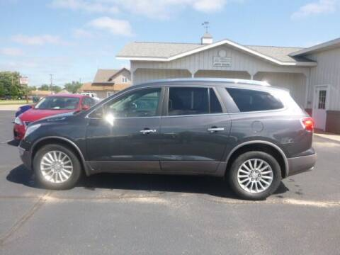 2012 Buick Enclave for sale at JIM WOESTE AUTO SALES & SVC in Long Prairie MN