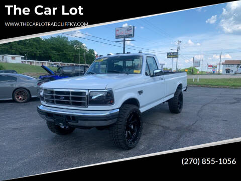 1994 Ford F-250 for sale at The Car Lot in Radcliff KY