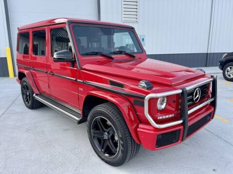 2018 Mercedes-Benz G-Class for sale at B&M Motorsports in Springfield IL