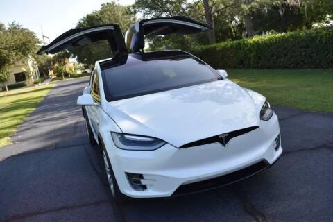 2017 Tesla Model X for sale at Monaco Motor Group in Orlando FL