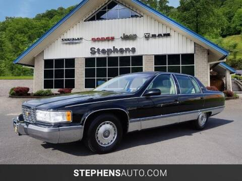 1996 Cadillac Fleetwood for sale at Stephens Auto Center of Beckley in Beckley WV