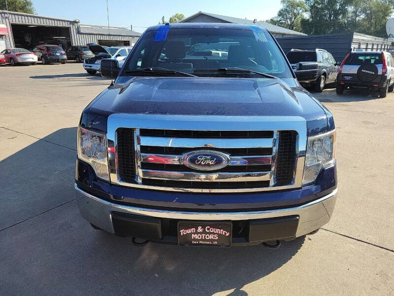 2012 Ford F-150 for sale in Des Moines, IA
