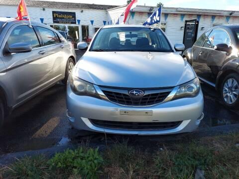 2009 Subaru Impreza for sale at Plaistow Auto Group in Plaistow NH